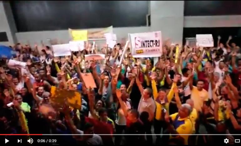 CAMPANHA SALARIAL UNIFICADA 2016/2017: APROVADA A PROPOSTA!