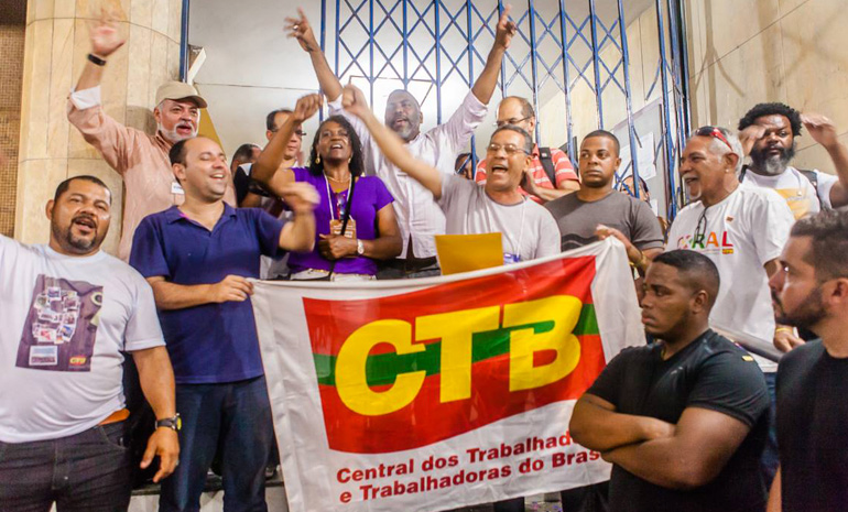 Eleição SINTECT-RJ: CHAPA 1 VENCE A DISPUTA!