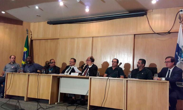 SINTECT-RJ participa de audiência pública sobre demissões e condições de trabalho nos Correios