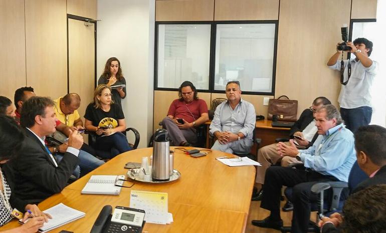 Em reunião sobre plano de saúde, Empresa se recusa a detalhar proposta – Mais uma armadilha contra o Trabalhador