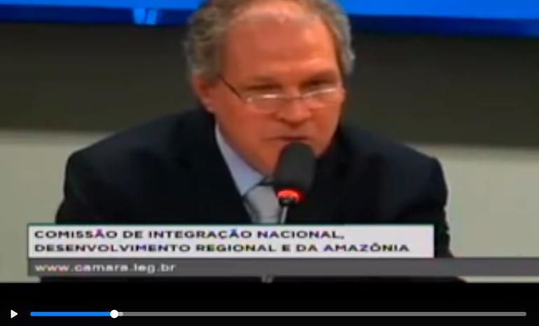 #SAIUNAMÍDIA – Audiência Publica em defesa dos Correios – Depoimento do Presidente da FINDECT, Gandara