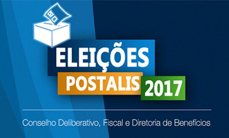 ELEIÇÕES POSTALIS 2017 – CONHEÇA OS CANDIDATOS REPRESENTANTES DOS TRABALHADORES – VOTE!PARTICIPE!