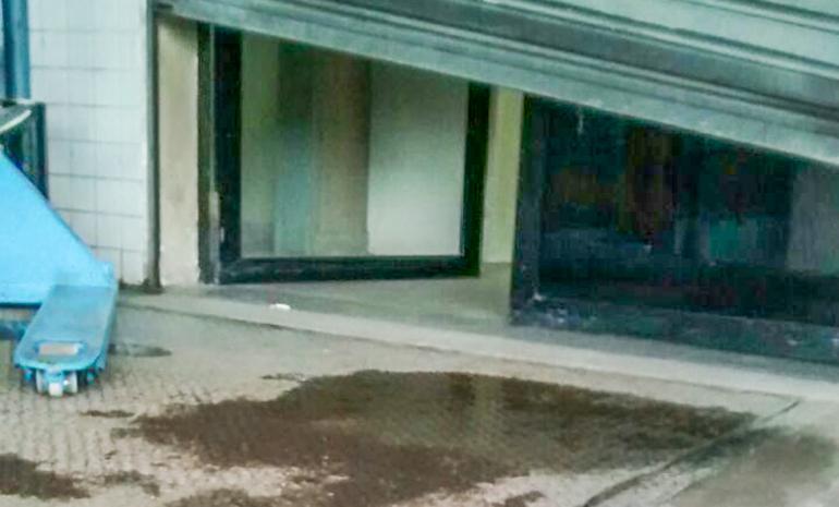 DENÚNCIA: CDD Santa Cruz assaltado na última madrugada