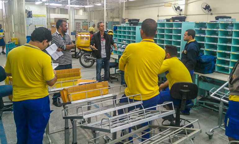 SINTECT-RJ NA BASE: Niterói e região mobilizados na luta por direitos