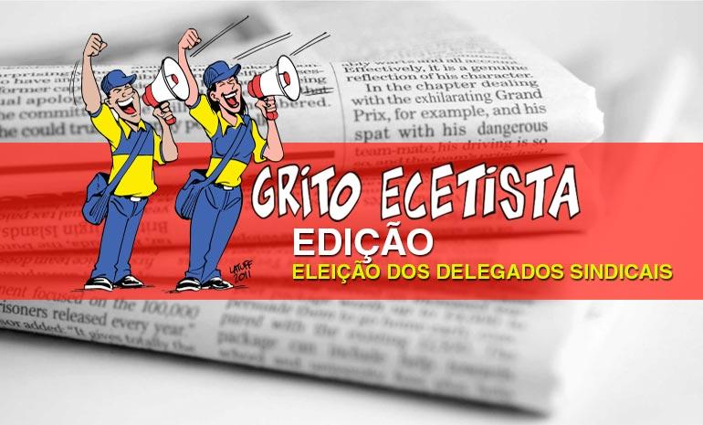Grito Ecetista- Boletim Informativo- Setembro 2017 – Eleição dos delegados sindicais