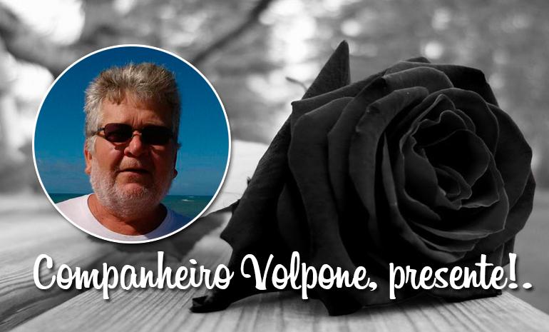 LUTO: Nota de falecimento do Companheiro Francisco Gomes (Volpone)