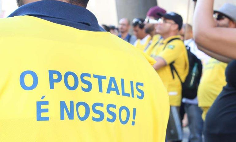 SINTECT-RJ ajuíza ação para anular intervenção no Postalis