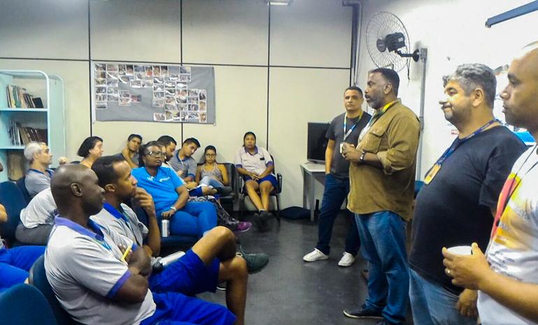 SINTECT-RJ NA BASE: CTC Nova Iguaçu na luta por direitos