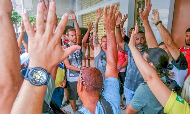 Trabalhadores do CEE Jacarepaguá retornam às atividades em outras unidades