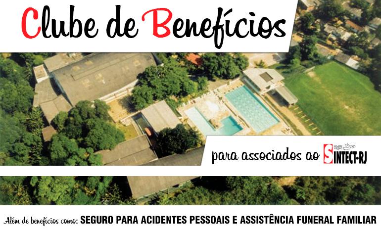 SINTECT-RJ firma convênio que inclui sede campestre e clube de benefícios