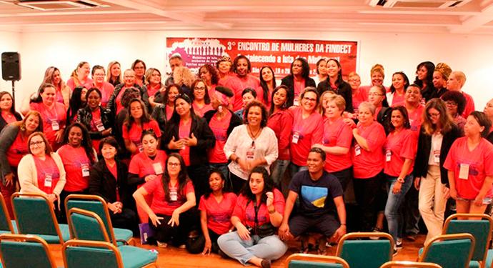 III Encontro Nacional de Mulheres da FINDECT
