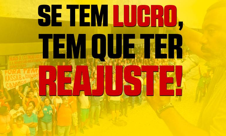 Campanha Salarial 2018/2019: Ecetistas do RJ realizam ato para entrega da pauta de reivindicações
