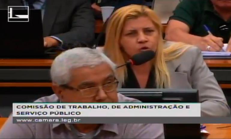 """Débora Henrique – Audiência Pública """"Fechamento de Agências e demissão de funcionários"""" – 26/06/2018"""