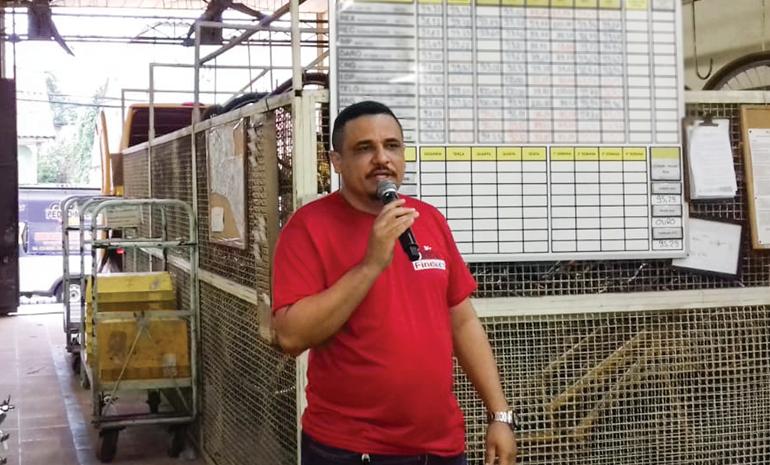 Campanha salarial a todo vapor – TODOS NA ASSEMBLEIA DE AMANHÃ!