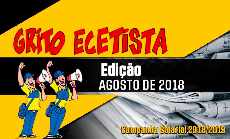 GRITO ECETISTA | AGOSTO DE 2018