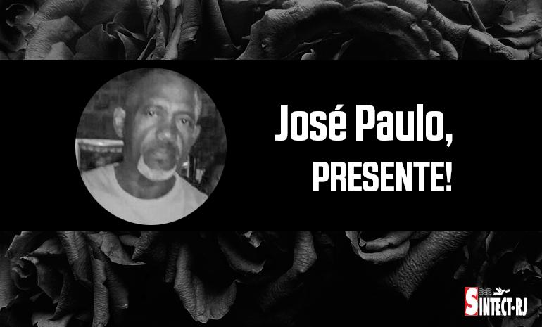 LUTO: José Paulo