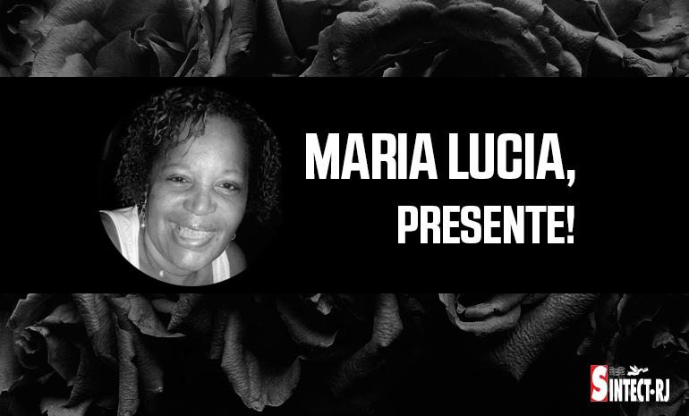 LUTO: MARIA LUCIA PINHEIRO