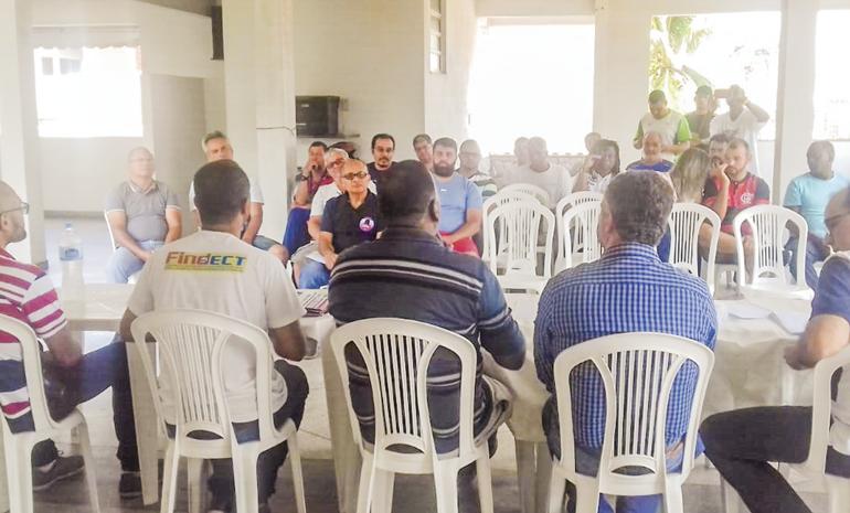 SINTECT/RJ realiza plenária com trabalhadores do Sul Fluminense