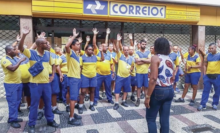 Descaso da Superintendência do RJ com fechamento do CDD Madureira prejudicará trabalhadores e clientes