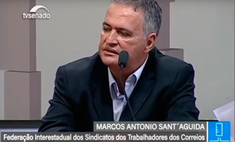 Marcos Sant´Aguida – Audiência Pública: Fundos de Pensão – 20/11/2018