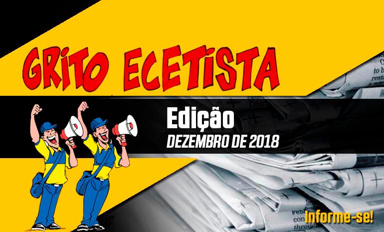 GRITO ECETISTA | DEZEMBRO DE 2018