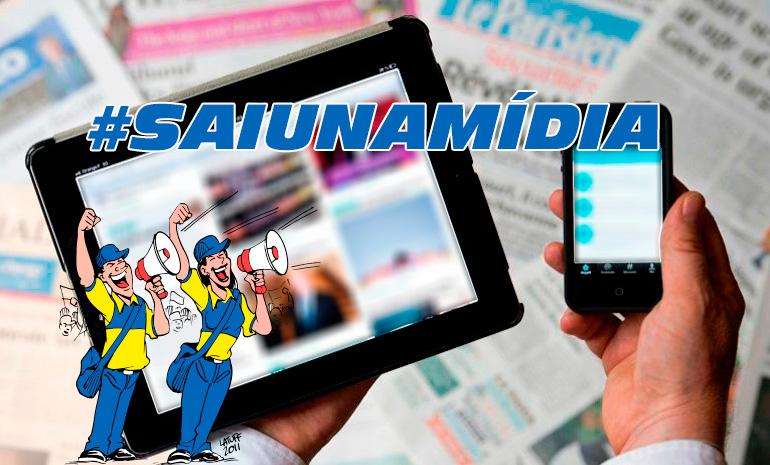 #SAIUNAMÍDIA – Agência dos Correios em Volta Redonda é arrombada