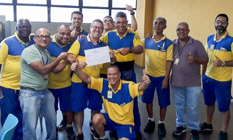 SINTECT/RJ GANHA AÇÃO DE PCCS E CONTEMPLA TRABALHADOR DO CEE Centro