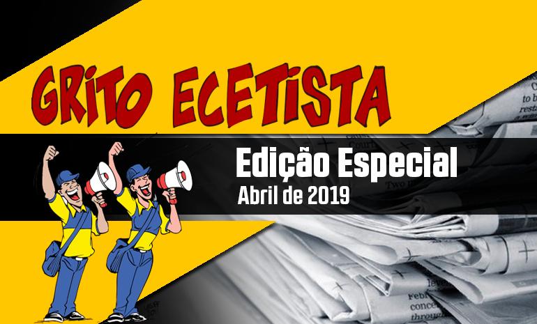 GRITO ECETISTA | ABRIL DE 2019
