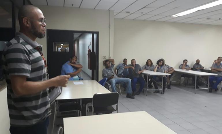 A organização e mobilização em defesa dos direitos são compromisso e prioridade para a Diretoria do Sindicato!