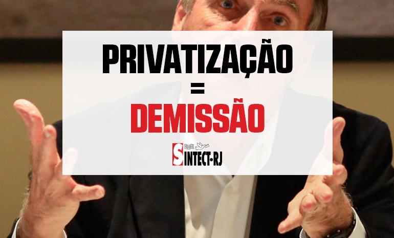 Ameaça de privatização dos Correios fica mais forte
