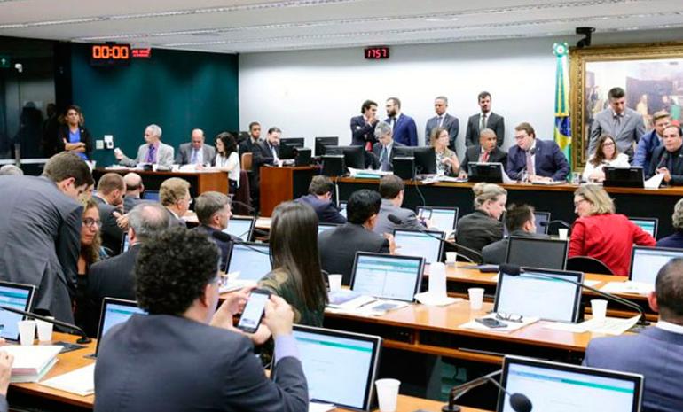 Reforma da Previdência é aprovada na CCJ