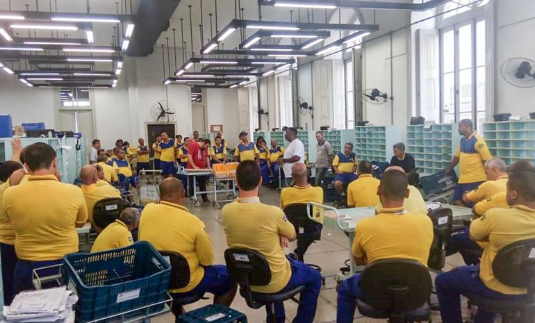 SINTECT/RJ NA BASE – Reuniões setoriais em diversas regiões do Rio de Janeiro