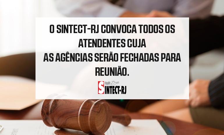 ECT fecha 29 agências no Rio de Janeiro sem discussão e assedia Atendentes