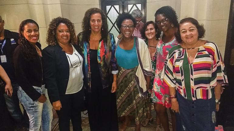 SINTECT/RJ participa de Audiência Pública na ALERJ sobre prejuízos da Reforma da Previdência para as mulheres