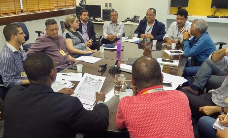 SINTECT/RJ e trabalhadores da Região de Campos frustram os planos da ECT de extinguir unidade operacional