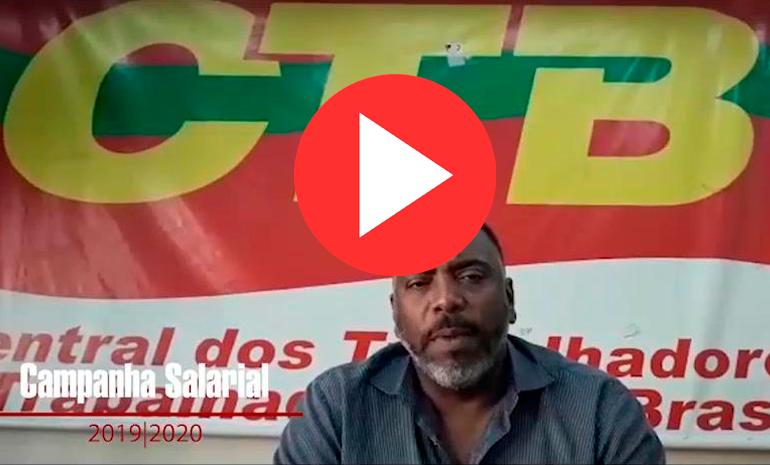 ▶ Campanha Salarial 2019 – Presidente do SINTECT-RJ analisa a conjuntura e alerta sobre desafios
