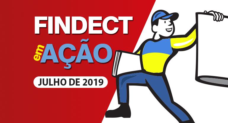 Jornal da Findect | Julho de 2019 – Campanha Salarial Unificada…