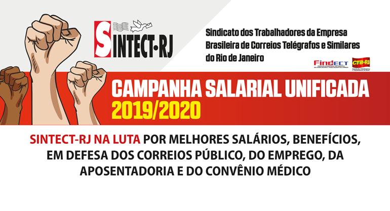 Informativo da Campanha Salarial 2019 – Informe-se