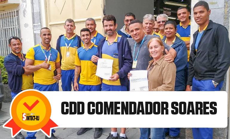 Trabalhadores do Rio de Janeiro recebem alvarás de diferencial de mercado
