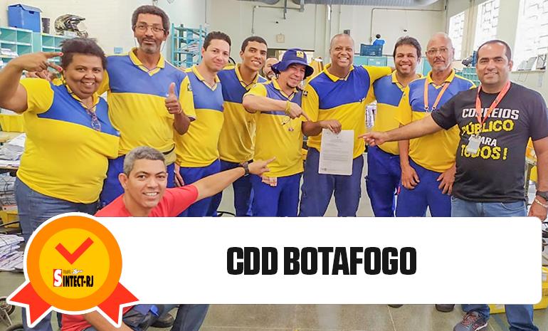 Mais trabalhadores de todo o Rio de Janeiro recebem alvarás do diferencial