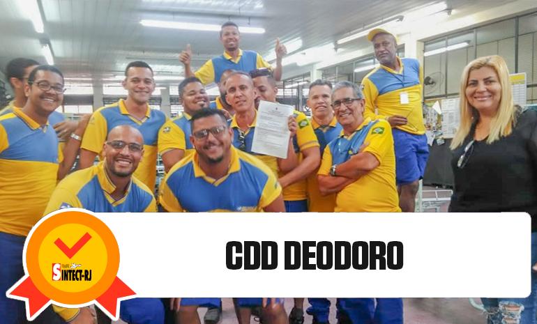 Ecetistas do Rio de Janeiro vibram com vitória na Ação do Diferencial