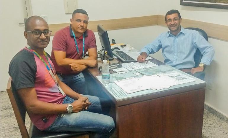SINTECT-RJ se reúne com Vereador em Campos em busca de apoio em defesa dos Correios Público