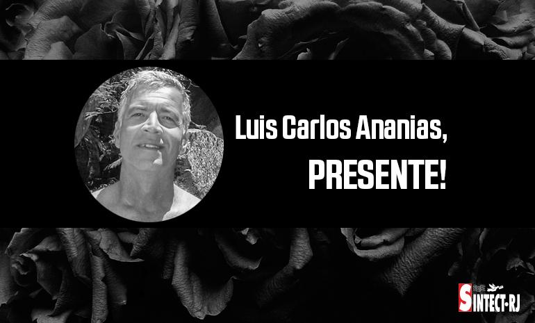 ⬛ LUTO: Luis Carlos Ananias