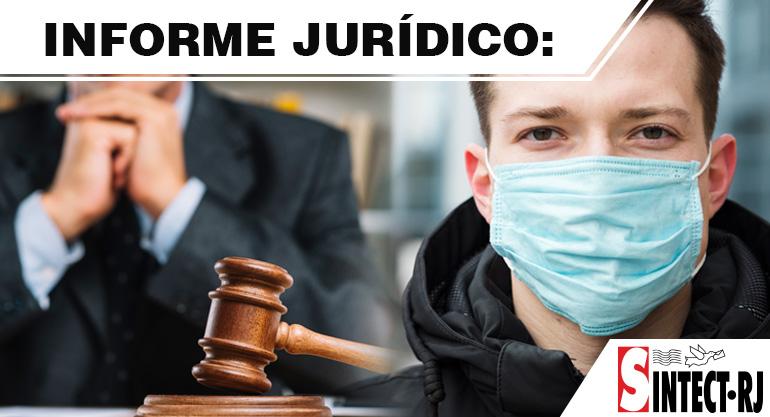 SINTECT-RJ ingressa com ação judicial para que Correios suspenda as atividades imediatamente para evitar propagação do coronavírus