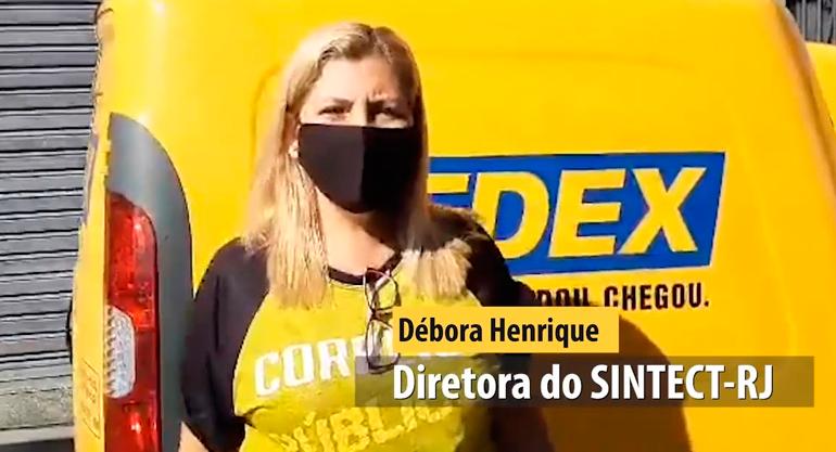 Denuncia: Trabalhadores do CDD Recreio operam sem EPIs