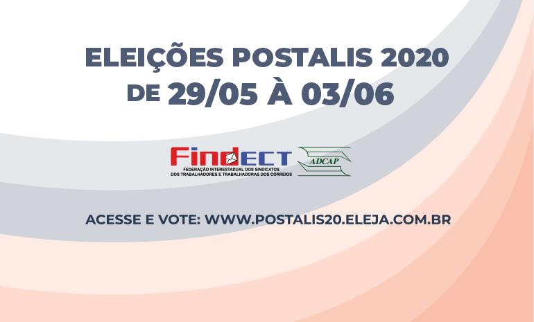Plenária de trabalhadores do RJ debate a importância da eleição do Postalis