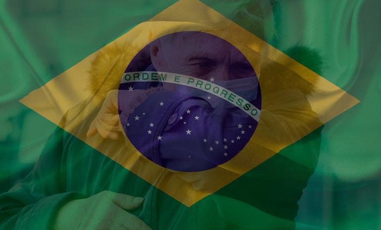 Brasil caminha para sofrer as piores consequências da pandemia