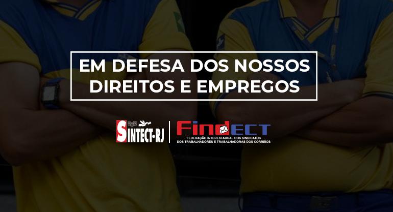 Campanha salarial em meio a pandemia só interessa à direção da ECT e Governo Bolsonaro