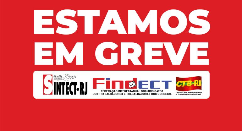 SINTECT-RJ na grande greve nacional da categoria ecetista