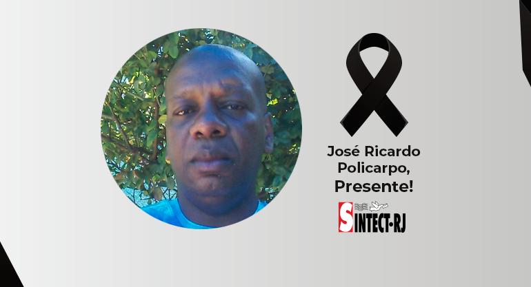 LUTO: José Ricardo Policarpo